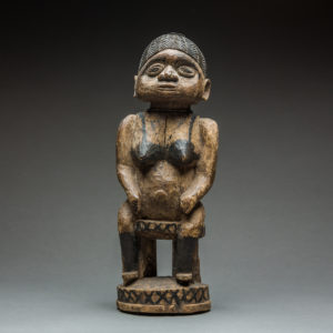 Igbo Sculpture of a Woman 1