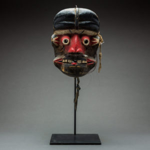 Colonial Gere (We) Polychrome Mask 1