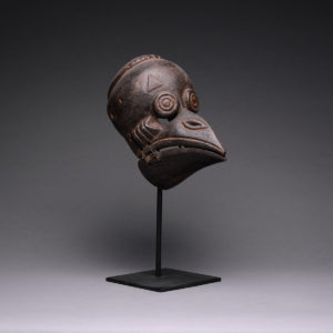 Dan Gagon Bird Mask 2