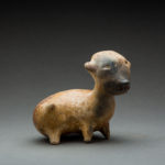Nayarit Sculpture of a Dog 1