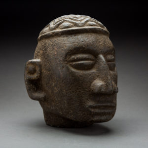 Atlantic Watershed Stone Trophy Head 1
