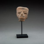 Teotihuacan Terracotta Fragment of a Head 1