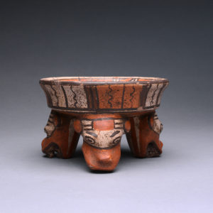 Miniature Tripod Bowl 1