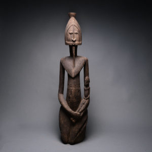 Dogon Female Ancestor Sculpture 1