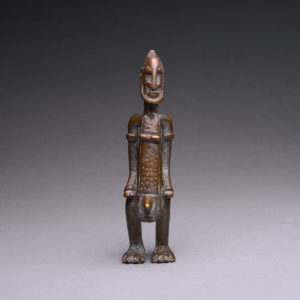 Dogon Bronze Sculpture 1
