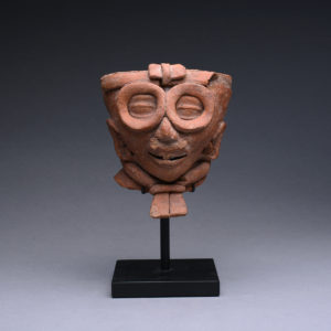 Veracruz Terracotta Head 1