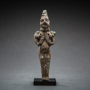 Terracotta Figurine of a Fertility Goddess 1