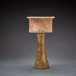 Bactrian Alabaster Chalice 1