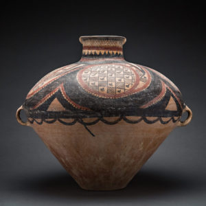Neolithic Yangshao Painted Terracotta Vessel 1