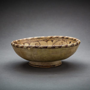 Monochrome Terracotta Bowl 1