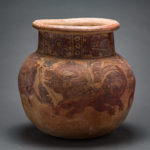 Kushan Empire Earthenware Storage Jar 1