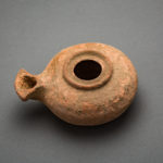 Herodian Terracotta Oil Lamp 1