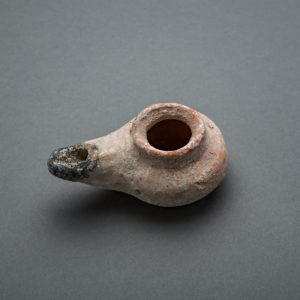 Hellenistic Oil Lamp 1
