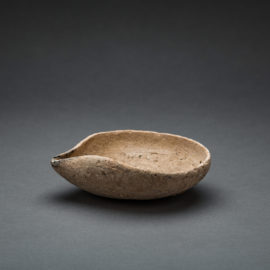 Middle Bronze Age Terracotta Oil Lamp 1
