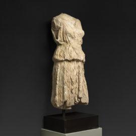 A Roman Marble Bacchus Torso - Barakat Gallery Store