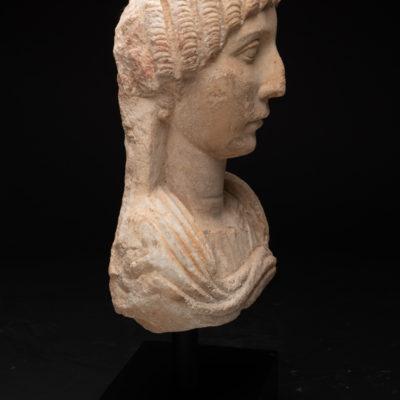 Marble Figure of Apollo - Barakat Gallery Store